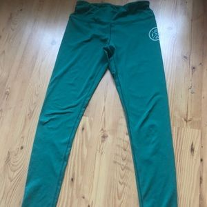 Pants - Green Sandcloud Leggings sm
